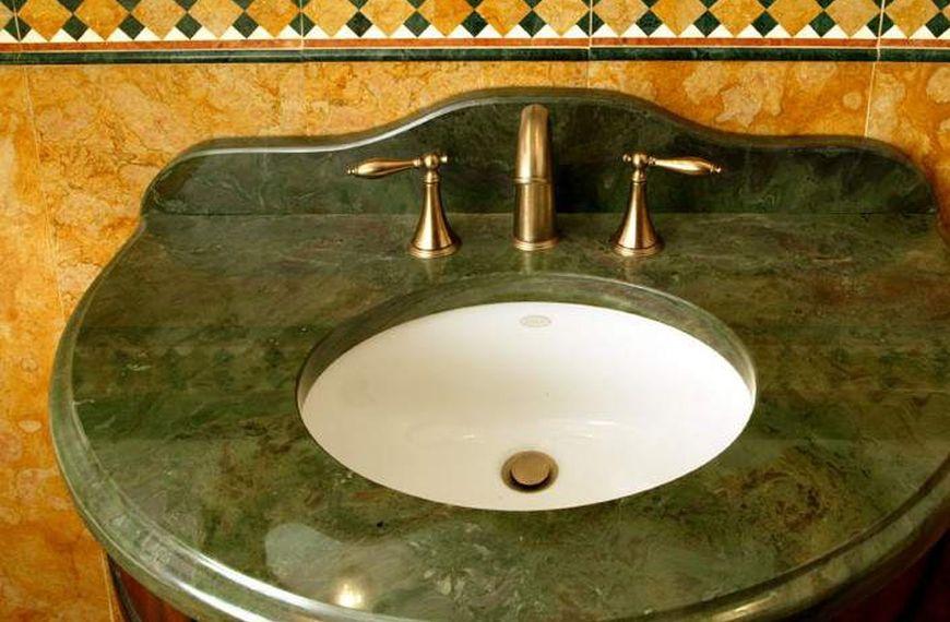 Ванные из натурального камня - фото 6