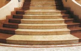Лестницы из натурального камня - Фото 5