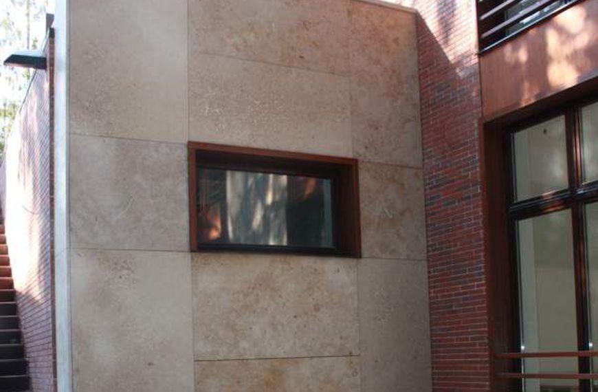 Облицовка фасадов камнем - фото 11