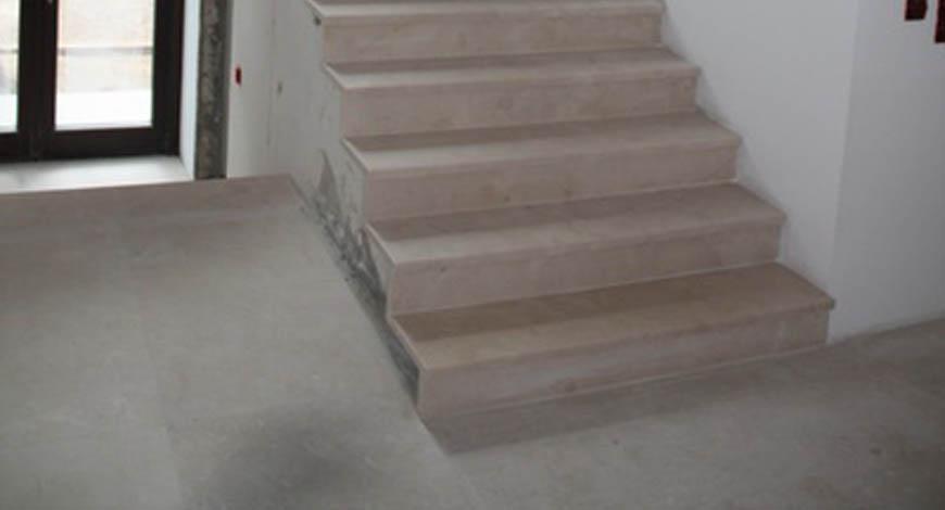 Лестницы из натурального камня - Фото 13