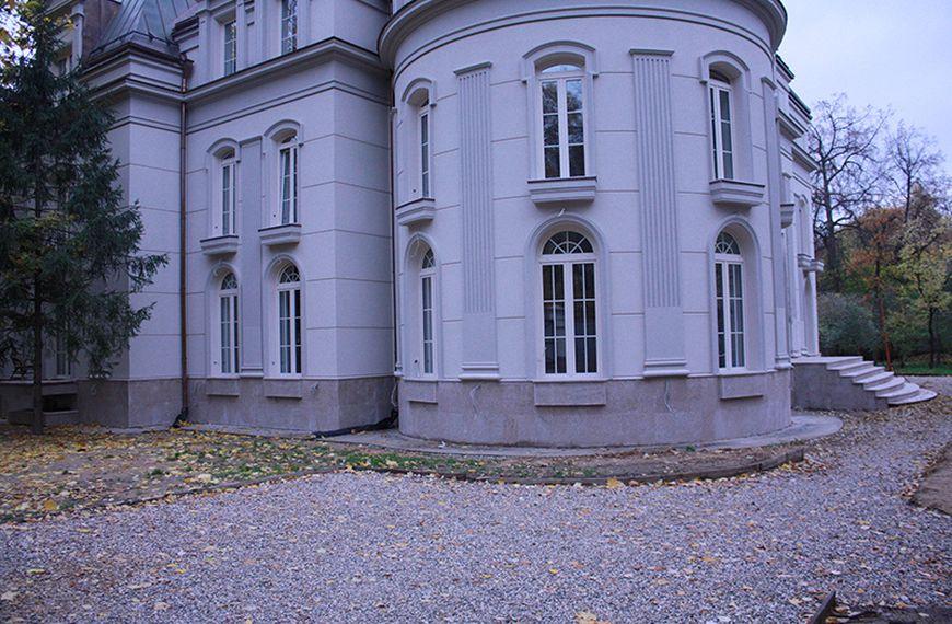 Облицовка фасадов камнем - фото 15