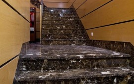 Лестницы из натурального камня - Фото 14