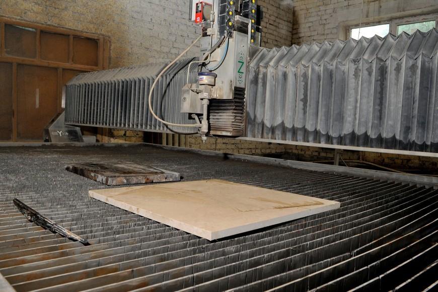 собственное производство натурального камня