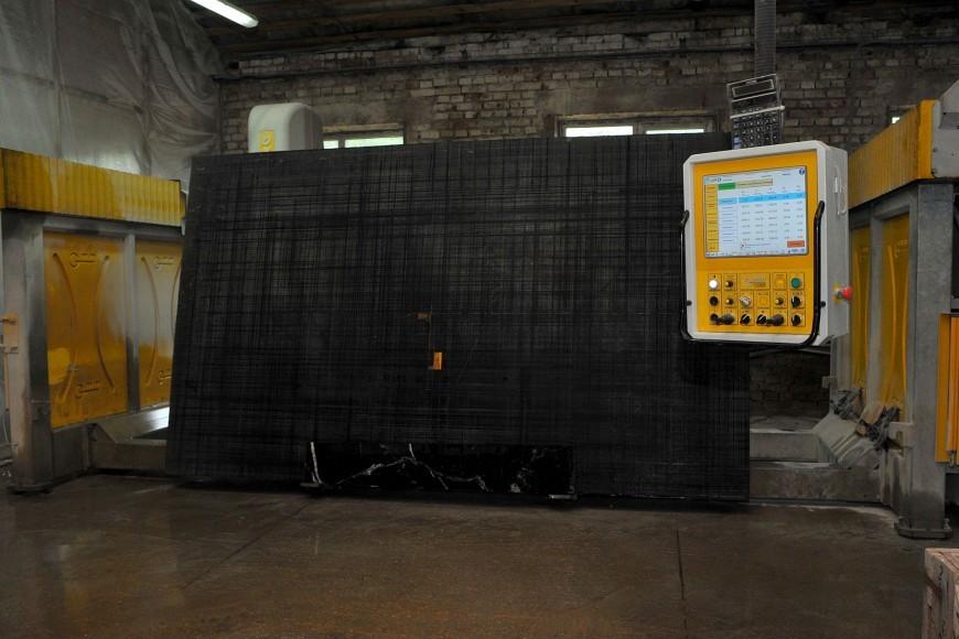 качественное оборудование и сервис по обработки камня
