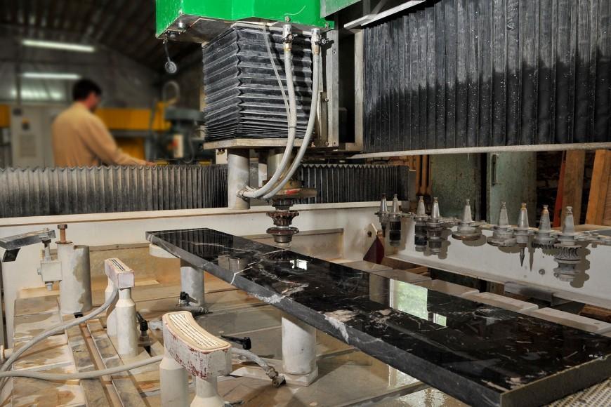 оборудование и сервис по обработки камня фото
