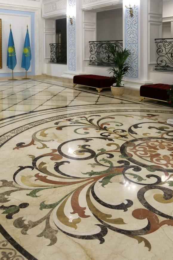 декоративное панно из натурального камня фото в Москве