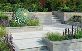 Натуральный камень в саду: ландшафтные изыски в гармонии с природой
