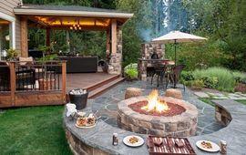 Садовая мебель из мрамора и гранита – выбор перфекциониста
