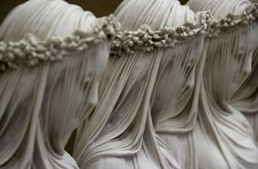 Тайны знаменитых мраморных скульптур
