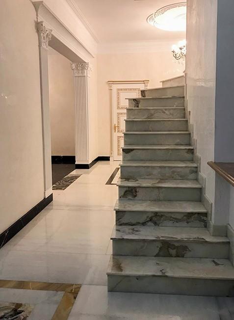 лестницы мрамор москва