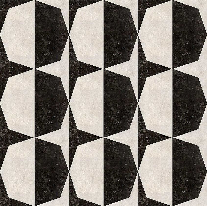 геометрическое панно из камня изображение
