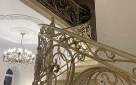 Ступени и лестницы из натурального камня