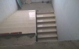 Лестницы из натурального камня на заказ