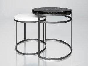 Комплект кофейных столов Эванс