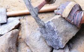 Натуральный камень история обработки