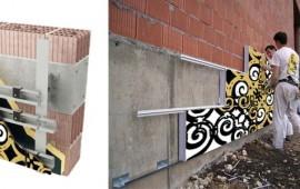 Нестандартные решения фасадной отделки