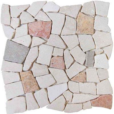Мозаика из натурального камня 12
