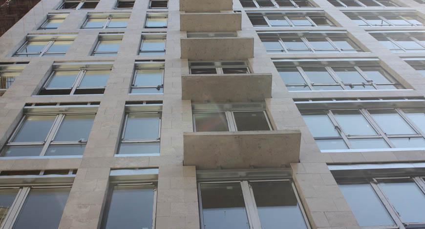 Монтаж вентилируемых фасадов - Фото 9