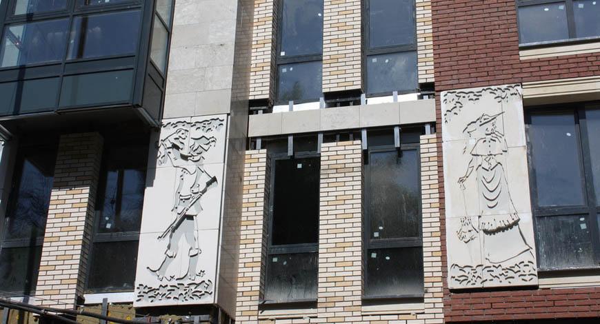 Монтаж вентилируемых фасадов - Фото 11