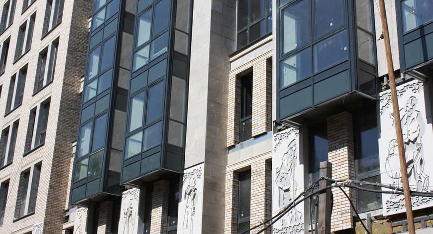 Монтаж вентилируемых фасадов - Фото 12