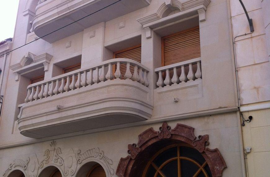 Облицовка фасадов камнем - фото 3
