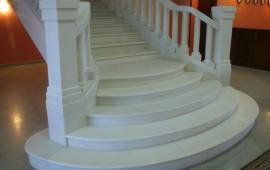 Лестницы из натурального камня - Фото 18