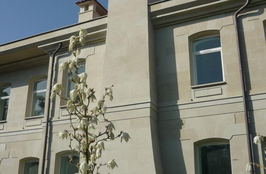 Облицовка фасадов камнем - фото 7