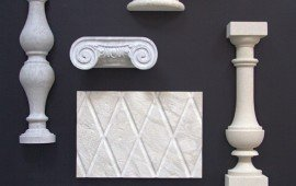 Материалы и декоративные элементы